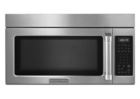 KitchenAid - KHMC1857BSP  - Microwaves