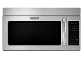 KitchenAid - KHMC1857BSS - Microwave Ovens & Over the Range Microwave Hoods