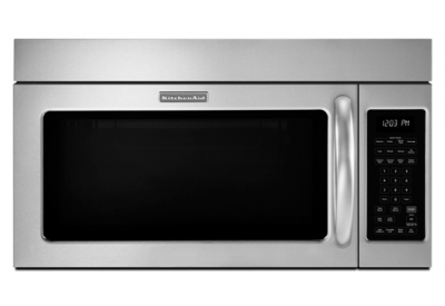 KitchenAid - KHMC1857BSS - Microwaves