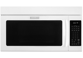 KitchenAid - KHMC1857BWH - Microwave Ovens & Over the Range Microwave Hoods