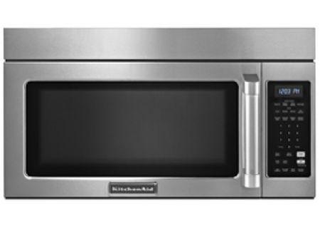 KitchenAid - KHMC1857XSP - Microwaves