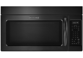 KitchenAid - KHMS2040BBL - Microwave Ovens & Over the Range Microwave Hoods