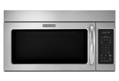 KitchenAid - KHMS2040BSS - Microwaves