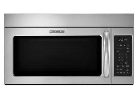 KitchenAid - KHMS2040BSS - Microwaves