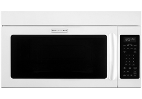 KitchenAid - KHMS2040BWH - Microwave Ovens & Over the Range Microwave Hoods
