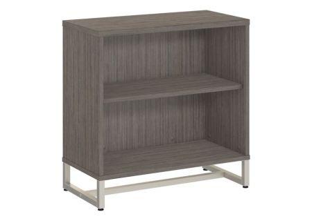 Bush Furniture Method Cocoa Bookcase Cabinet - KI70105