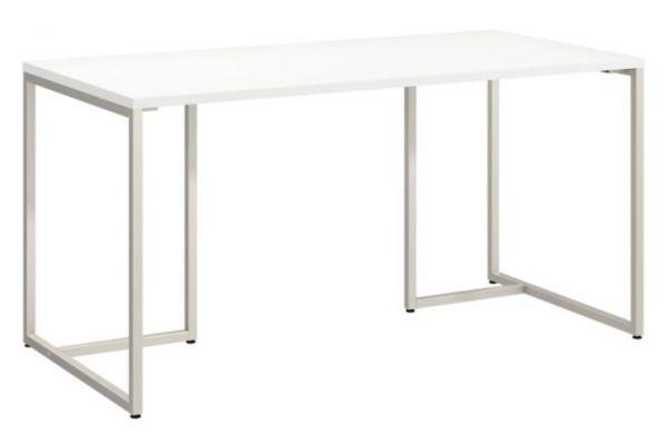 Large image of Bush Furniture Method White 60W Table Desk - KI70201K