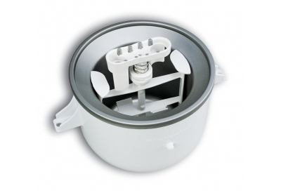 KitchenAid - KICA0WH - Ice Cream Makers