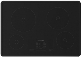 KitchenAid - KICU500XBL - Electric Cooktops