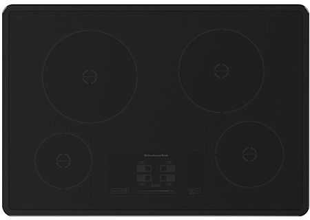 KitchenAid - KICU500XBL - Induction Cooktops