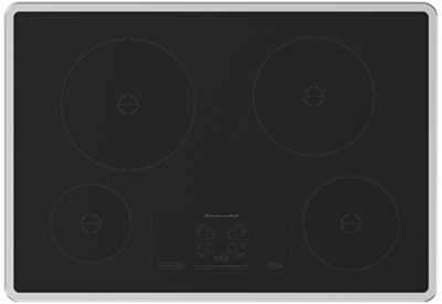 KitchenAid - KICU500XSS - Electric Cooktops