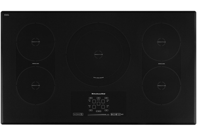 KitchenAid - KICU569XBL - Electric Cooktops