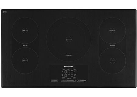 KitchenAid - KICU569XBL - Electric Cooktops