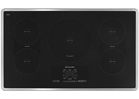 KitchenAid - KICU569XSS - Induction Cooktops