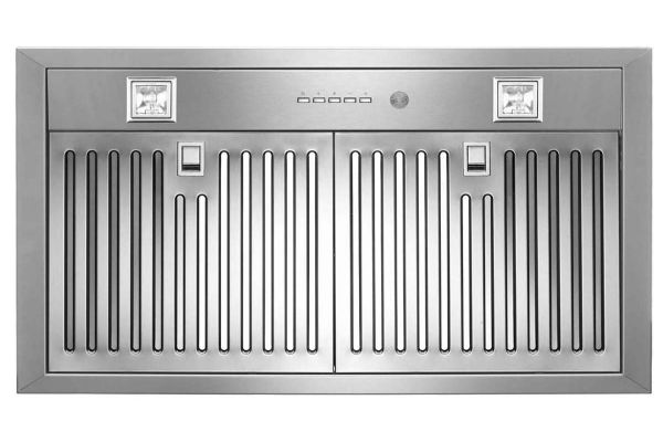 """Large image of Bertazzoni Professional Series 30"""" Stainless Steel Ventilation Liner - KIN30PROX"""