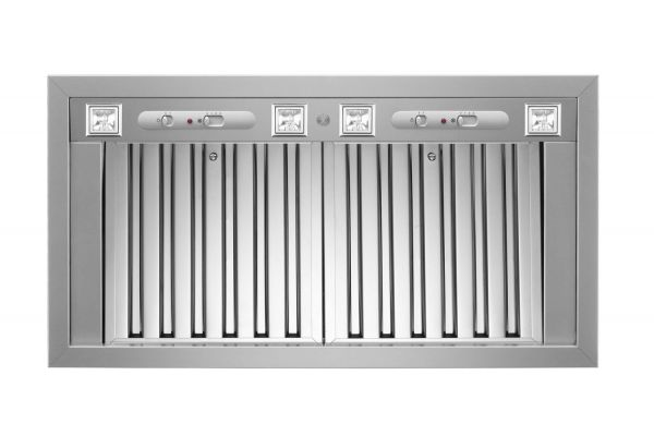 """Large image of Bertazzoni Professional Series 36"""" Stainless Steel Ventilation Liner  - KIN36PROX"""