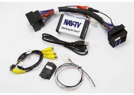 NAV-TV - KIT041 - Mobile Rear-View Cameras