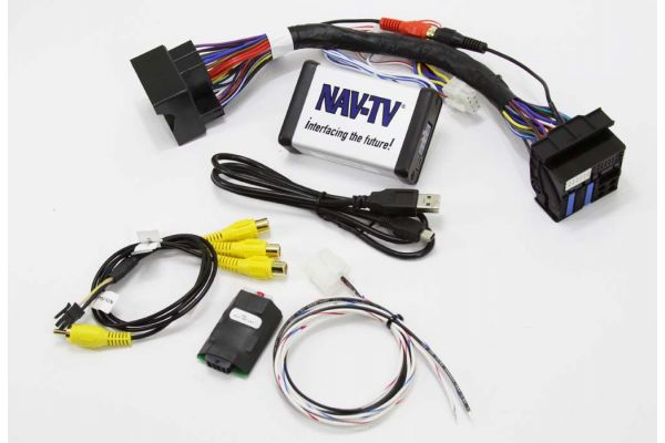 Large image of NAV-TV X164 Rear Camera Kit - NTV-KIT041