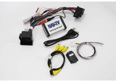 NAV-TV PCM3-CAM Camera Kit  - KIT100