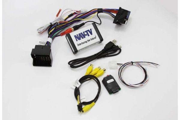 Large image of NAV-TV PCM3-CAM Camera Kit - NTV-KIT100