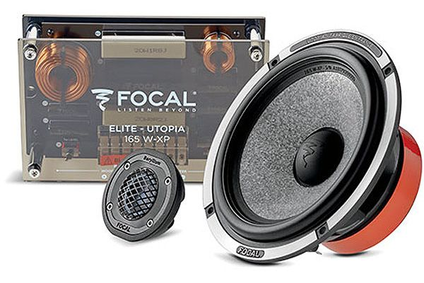 "Large image of Focal Elite Utopia M 6.5"" Separated 2-Way Passive Kit (Pair) - KIT165W-XP"