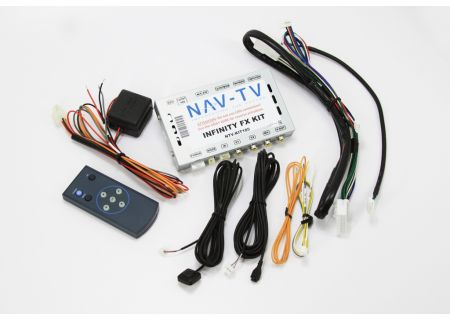NAV-TV - KIT185 - Mobile Rear-View Cameras