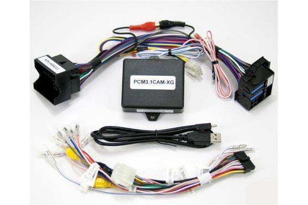 NAV-TV PCM3.1 XG-CAM Rear Camera Kit  - KIT375