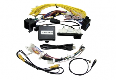 NAV-TV - KIT384 - Car Audio Cables & Connections