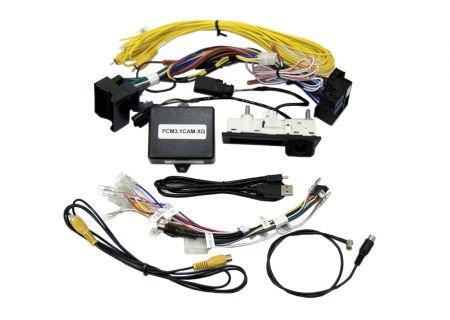 NAV-TV PCM3.1 XG-CAM Backup Camera Kit  - KIT384