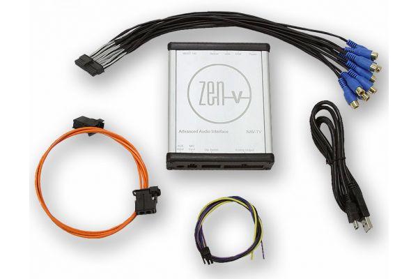 Large image of NAV-TV ZEN-V Audio Interface For Audi, Porsche, and Bentley - NTV-KIT860