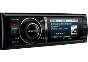 Kenwood - KIV700 - Car Stereos - Single Din