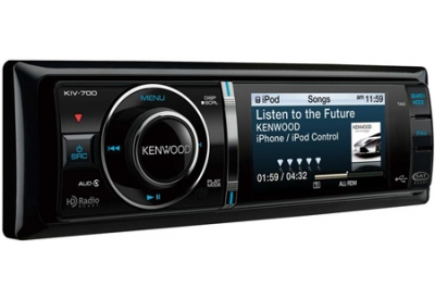 Kenwood - KIV-701 - Car Stereos - Single DIN