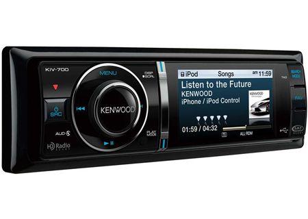 Kenwood - KIV-701 - Car Stereos - Single DIN
