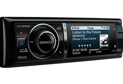 Kenwood - KIV-BT900 - Car Stereos - Single Din