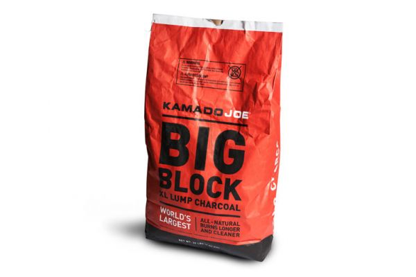 Large image of Kamado Joe 20 Lb Big Block XL Lump Charcoal - KJ-CHAR