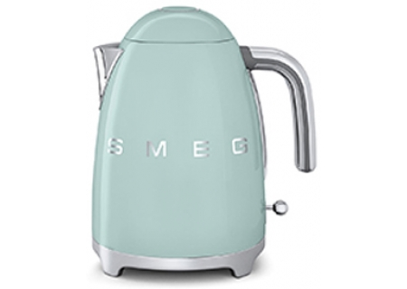 Smeg 50s Retro Style Pastel Green Electric Kettle - KLF01PGUS