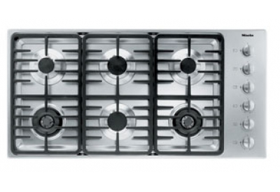 Miele - KM3485GSS - Gas Cooktops