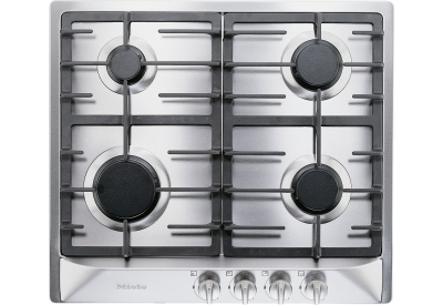 Miele - KM360GSS - Gas Cooktops