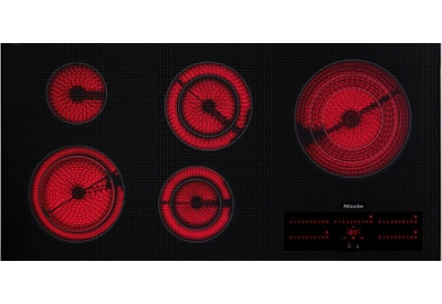 Miele - KM5880240V - Electric Cooktops