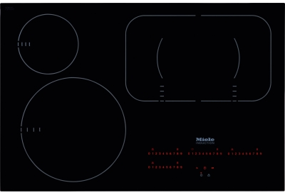 Miele - KM6365 - Induction Cooktops