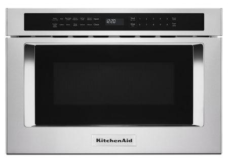 KitchenAid - KMBD104GSS - Microwave Drawers