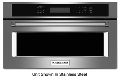 KitchenAid - KMBP100EBS - Microwaves