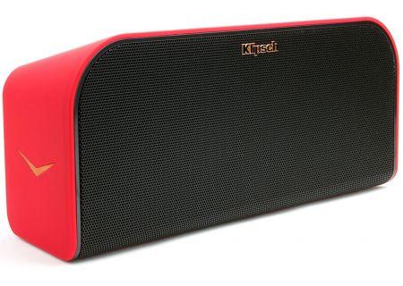Klipsch - KMC3RED - Bluetooth & Portable Speakers