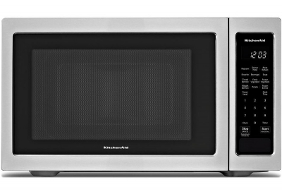 KitchenAid - KMCS1016GSS - Microwaves