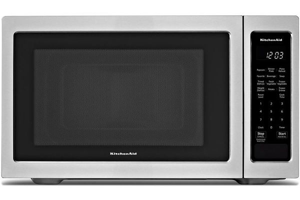 KitchenAid Stainless Steel Countertop Microwave Oven - KMCS1016GSS