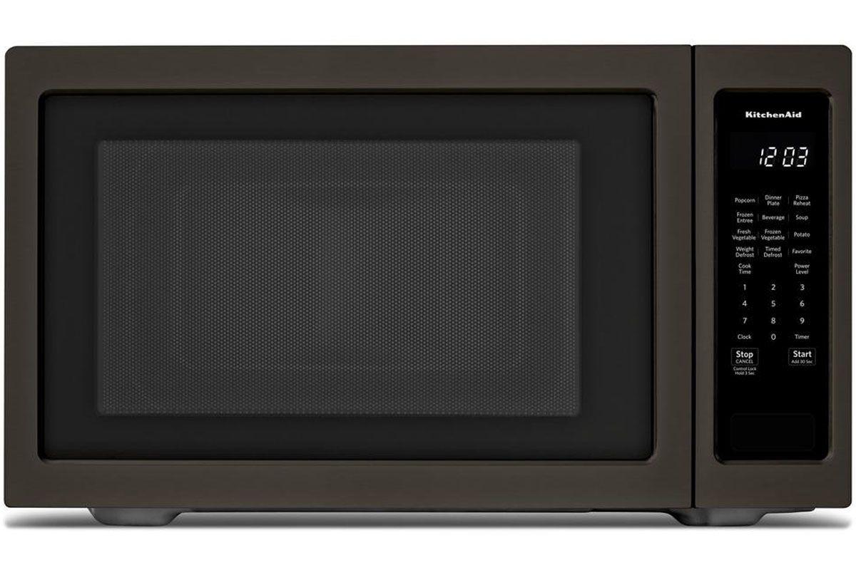 Kitchenaid Kmcs3022gbs Microwaves