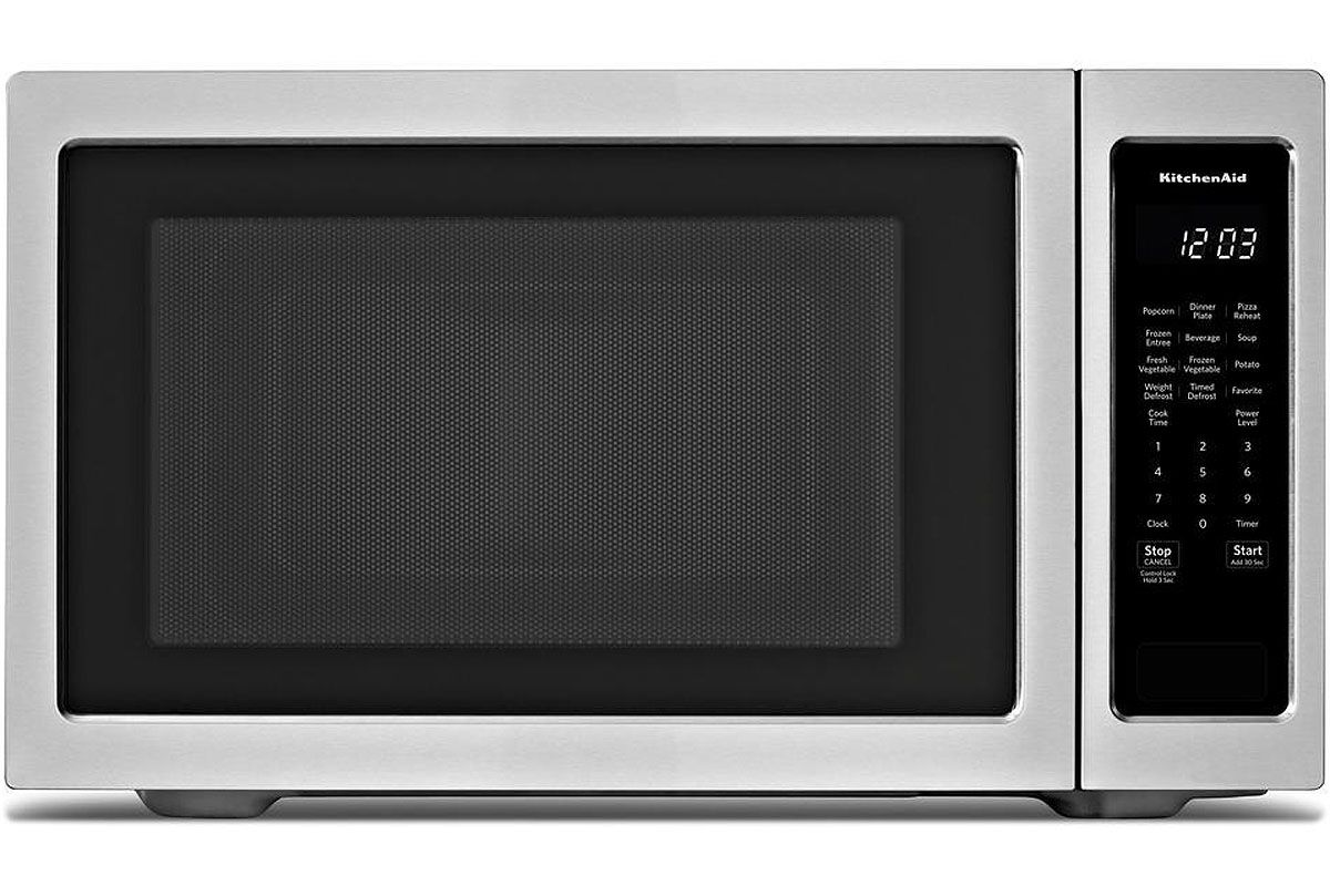 Kitchenaid Stainless Steel Microwave Kmcs3022gss