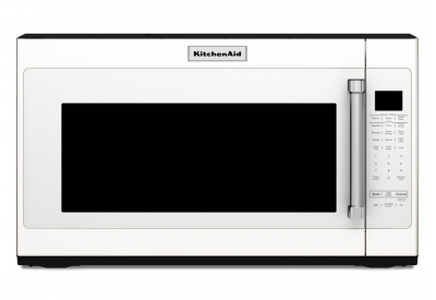KitchenAid - KMHS120EWH - Microwaves