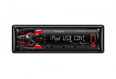 Kenwood - KMM108U - Car Stereos - Single DIN
