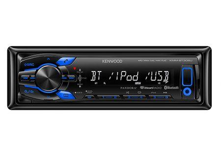 Kenwood - KMM-BT308U - Car Stereos - Single DIN
